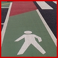 Car Park Safety Walkway